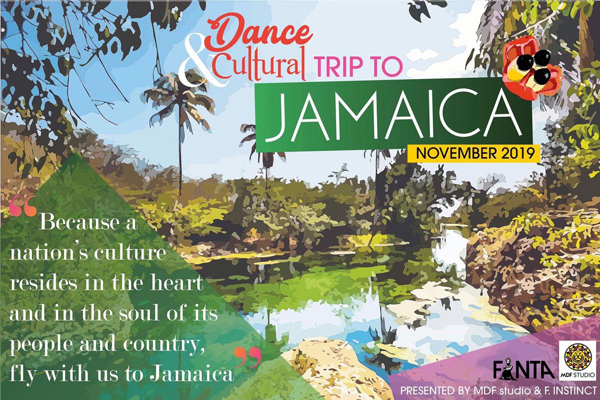 Cultural trip to Jamaica