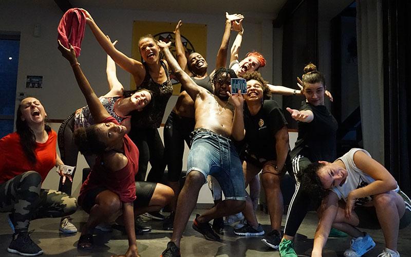 Dancers Production